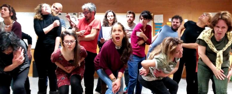 Teatro Comunitario Proyecto Mosaicos Lavapies