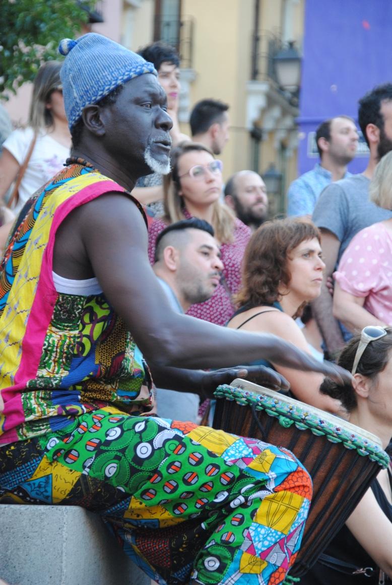 Mosaicos Lavapiés Teatro Comunitario