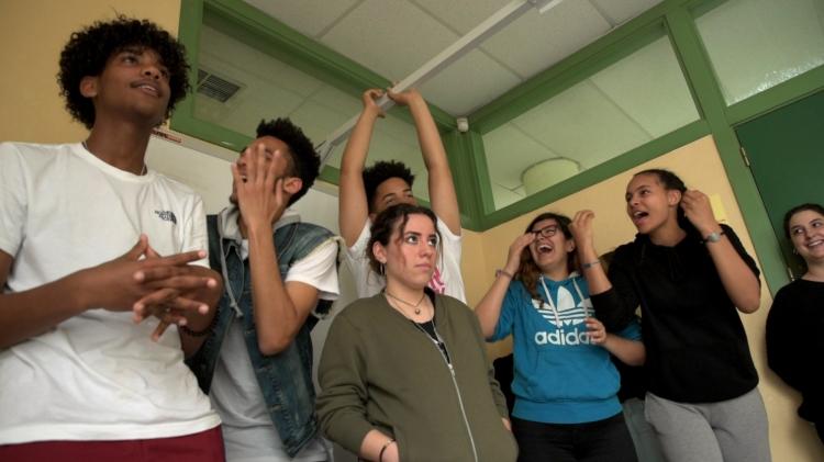 Proyecto Mosaicos San Pascual Teatro Comunitario