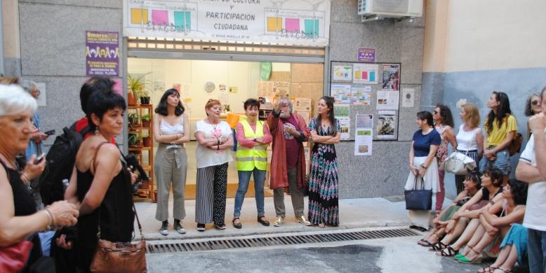 Proyecto Mosaicos Teatro Comunitario Madriod