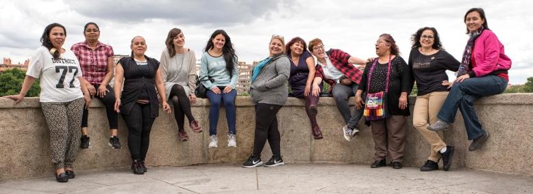 Proyecto Mosaicos Teatro Comunitario Madrid